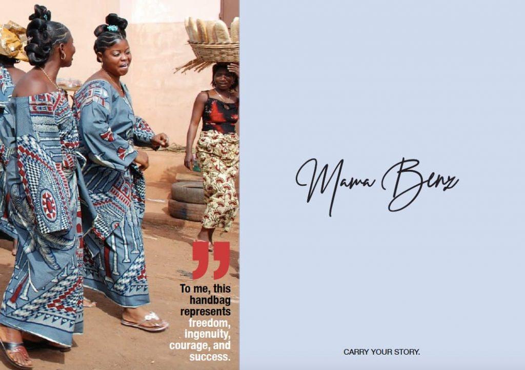 Mama Benz -  talent scouting BMB Manifattura Borse